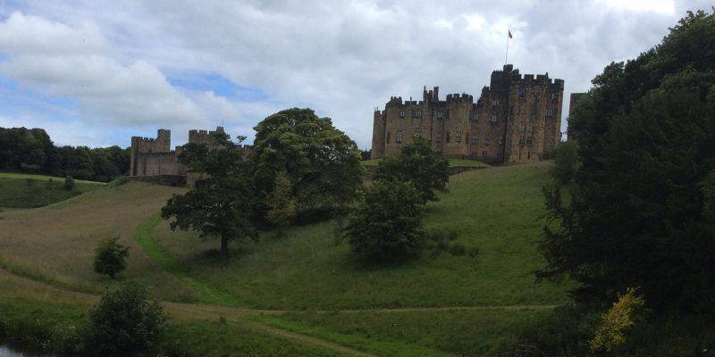 New Season at Alnwick Castle